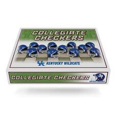 University of Kentucky Wildcats College Checker Set