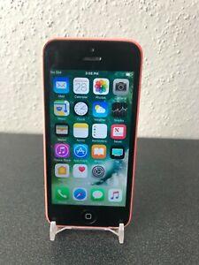 Apple iPhone 5c - 8GB Pink (Unlocked) A1456 (CDMA + GSM)