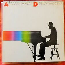 AHMAD JAMAL 2XLP DIGITAL WORKS 1985 GERMANY VG++/EX