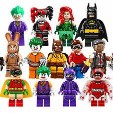 13pcs/lot-Joker-Batman-Catwoman-Robin-Poison-Ivy-Calendar-Dick-Harley-Quinn-toys