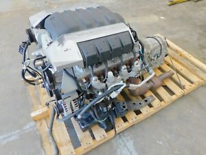 2015 Chevrolet Camaro SS L99 Engine w/ Automatic Transmission OEM 61k