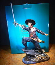 """WDCC Captain Barbossa Pirates of the Caribbean """"Black-hearted Brigand"""""""