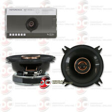 INFINITY REFERENCE 4 INCH 2-WAY COAXIAL CAR AUDIO SPEAKERS PAIR REF4032cfx