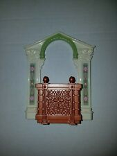Fisher Price Loving Family Dollhouse Mansion BALCONY Replacement Part - White