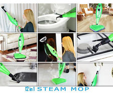 12 in 1 Steam Mop Cleaner Spare Parts Accessories 9 pcs set