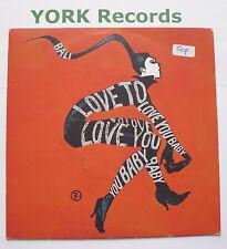 "BALI - Love To Love You Baby - Excellent Condition 7"" Single Circa YR 26"