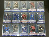 Tim Hortons 2020-21 Upper Deck Clear Cut Hockey ! YOU PICK ! FREE SHIPPING !