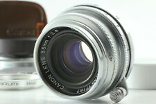 【N MINT+++】 Canon 35mm f/2.8 Lens for Leica L Screw Mount L39 LTM From Japan 287
