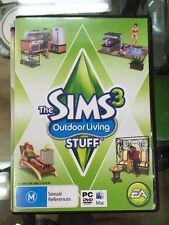 The Sims 3 : Outdoor Living Stuff PC MAC (expansion)