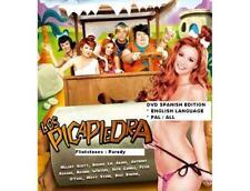 LOS PICAPIEDRA Parodia HAYDEN WINTERS MISTY STONE English language Spanish DVD