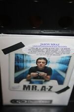 "Jason Mraz ""MR. A-Z"" LIMITED EDITION DUAL DISC  SEALED CD"