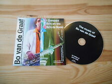 CD Jazz Bo Van De Graaf - The Music Of .. (3 Song) TOON / I COMPANI DISC