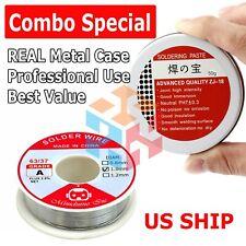 50g Soldering Flux Paste 10mm Wire Solder Rosin Grease Cream Circuit Board