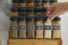 100 Waterproof Spice Jar Labels (design 10)