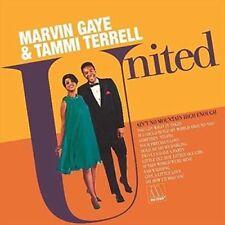 Marvin Gaye Tammi Terrell United LP Vinyl 33rpm