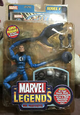 Mr. Fantastic -Marvel Legends Series V Action Figure New 2003 Toy Biz