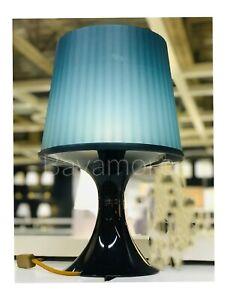 "IKEA LAMPAN Table lamp dark blue,18"" BRAND NEW-"