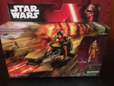"EZRA BRIDGER'S SPEEDER BIKE Star Wars Force Awakens Rebels 3.75"" Action Figure"
