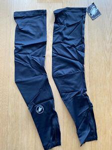 Brand New Original Castelli Leg Warmers XXL