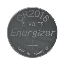 Energizer CR2016 x2 Battery