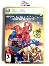 Pal version Microsoft Xbox 360 Spider-Man amigo o Enemigo?