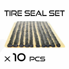 Tubeless Tyre Seal Inserts Plugs 10 pcs Repair Strings for Tire Puncture 100 mm