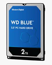 """Nuevo Western Digital WD WD 20 spzx 2.5"""" 2TB SATA III 6Gb/s 7mm 128M Disco Duro Delgado"""