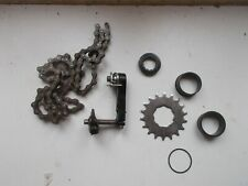 Diamondback Single speed converter, with  tensioner and chain for downhill ATB