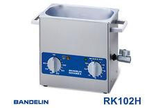 BANDELIN sonorex Super RK 102 H avec chauffage, Nettoyeur à ultrasons 3,0 litre