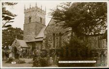 GRIMSBY Holy Trinity & St. Mary / Old Clee Church Postcard LINCS Bamforth,
