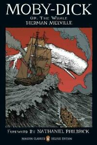 Moby-Dick Or, The Whale by Herman Melville 9780143105954 | Brand New