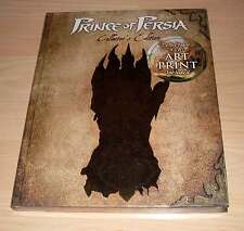 Prince of persia-Collector 's Edition-strategy guide (solution Livre) NEUF emballage d'origine
