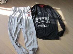 Marks and Spencer boys Star Wars pyjamas age 11-12 years