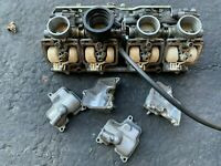 1993 93 Honda CBR600 CBR 600 F2 Keihin Carburetor Carb Quad
