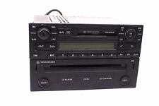 MC Autoradio CD Player original VW Gamma Passat 3B 3BG Bora Golf IV 4 ohne Code