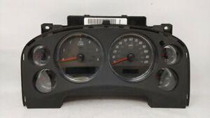 2002-2004 Buick Rendezvous Speedometer Instrument Cluster Gauges 76432