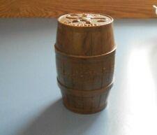1966 Vtg Barrel of Monkeys Game Lakeside Toys No. 8312  Brown Barrel
