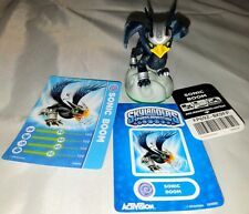2011 Activision Skylanders  SONIC BOOM  Figure Loose w Cards and Stickers