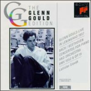 Glenn Gould - Live in Leningrad 1957 [New CD]