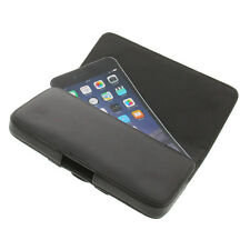 Tasche für Apple iPhone 6 Plus Quertasche Handytasche Schutz Hülle Case Schwarz