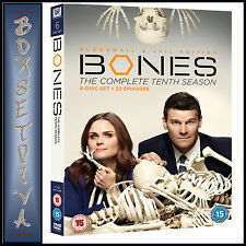 BONES - COMPLETE TENTH SEASON - SEASON 10   * BRAND NEW DVD***