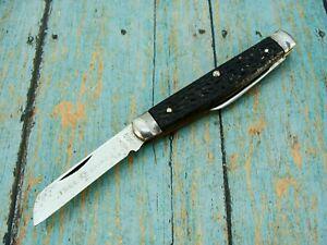 VINTAGE BOKER USA 6098 TREE BRAND FOLDING CONGRESS JACK POCKET KNIFE KNIVES TOOL