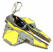 Figura De Star Wars-Anakin Skywalker & Jedi Nave De Combate vehículo