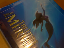 Disney Little Mermaid - Arielle Meerjungfrau Zavvi Exclusive Steelbook [Blu-ray]