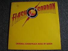 Queen-Flash Gordon LP-1980 UK-EMI-OC 062-64 203-EMC 3351-EMI Label-Album-OST