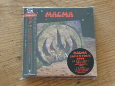 Magma: Ka SHM Japan Mini-LP CD SJMD-34 w/Sticker (christian vander Q