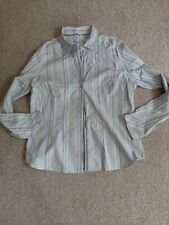 Long Tall Sally Ladies Striped Blouse 18 (3252B)