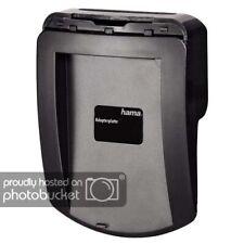Hama Adapterplatte für Kamera-Akku Panasonic VW-VBN130/VW-VBN260 Delta Base P/V