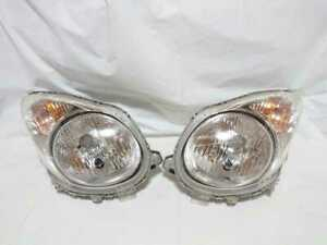JDM 2012 Suzuki ALTO HA25S Halogen Headlights Lights Lamps Set OEM