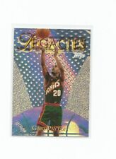 1998-99 TOPPS LEGACIES GARY PAYTON SEATTLE SUPERSONICS #L7 NM-MINT RARE!!!